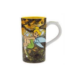 Tinker Bell Tall Mug - Peter Pan