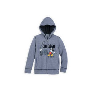 Mickey Mouse Hoodie for Boys - Chicago