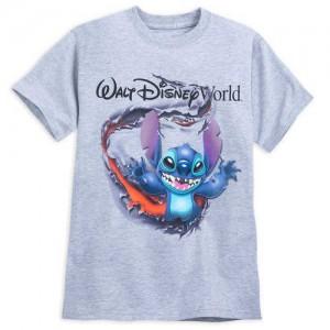 Stitch Burst Out T-Shirt for Kids - Walt Disney World