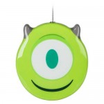 Mike Wazowski Emoji Ornament