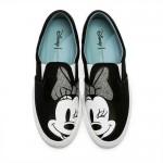 Minnie Mouse Slip-on Sneaker for Women by Chiara Ferragni