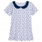 Mary Poppins Umbrella Pattern Top for Women