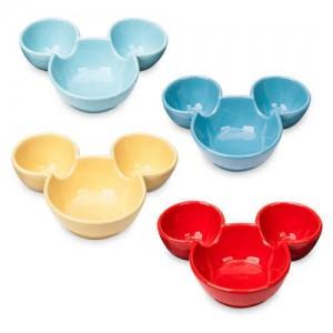 Mickey Mouse Mini Snack Bowl Set