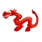 Disney Wisdom Plush - Mushu - Mulan - February - Limited Release