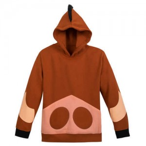 Pumbaa Pullover Hoodie for Kids - The Lion King