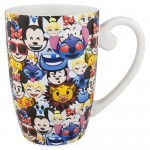 Mickey Mouse and Friends Emoji Mug