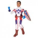 Patriot Doll - Marvel Rising