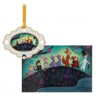 Peter Pan Artist Series Sketchbook Ornament and Lithograph Set - Limited Edition
