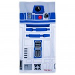 R2-D2 Beach Towel - Personalizable