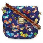 Walt Disney World Attractions Ear Hat Crossbody Bag by Dooney & Bourke