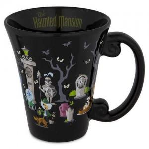 The Haunted Mansion Mug