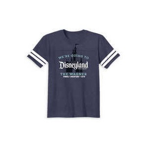 Disneyland 2019 Family Vacation T-Shirt for Kids - Customized