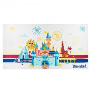 Disneyland Resort Beach Towel
