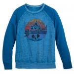 Mickey Mouse and Sleeping Beauty Castle Raglan T-Shirt for Women - Disneyland