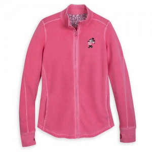 Minnie Mouse Track Jacket by Tommy Bahama - Pink