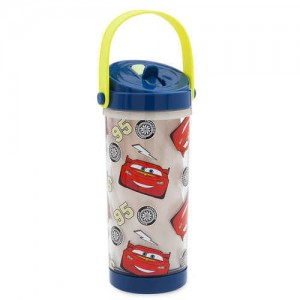 Lightning McQueen Color Changing Water Bottle