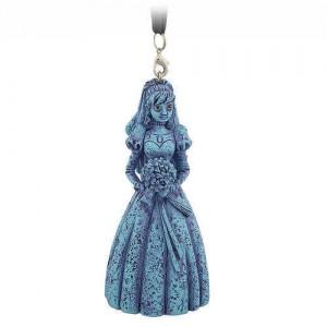 Bride Figural Ornament - The Haunted Mansion