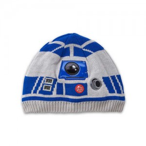 R2-D2 Light-Up Beanie Hat for Kids - Star Wars