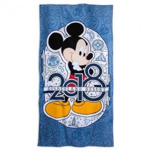 Mickey Mouse 2018 Beach Towel - Disneyland