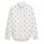 Mickey Mouse Tomlin Shirt for Adults by rag & bone