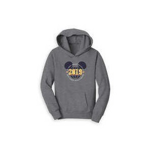 Kids Mickey Mouse Family Vacation Pullover Hoodie - Walt Disney World Resort - 2019 - Customized