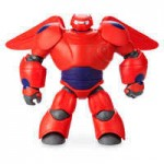Baymax Action Figure - Big Hero 6 - Disney Toybox