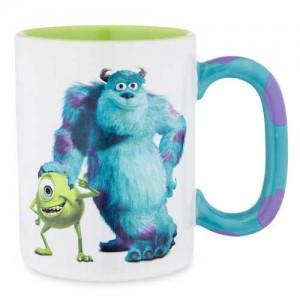 Mike Wazowski and Sulley Mug - Monsters, Inc.