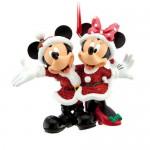 Mickey and Minnie Ornament