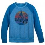 Mickey Mouse and Cinderella Castle Raglan T-Shirt for Women - Walt Disney World