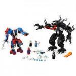 Spider-Man Spider Mech vs. Venom Playset by LEGO