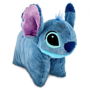 Stitch Plush Pillow