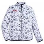 Mickey and Minnie Mouse Zip Fleece Jacket for Women - Personalizable