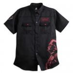 Darth Vader Work Shirt for Men