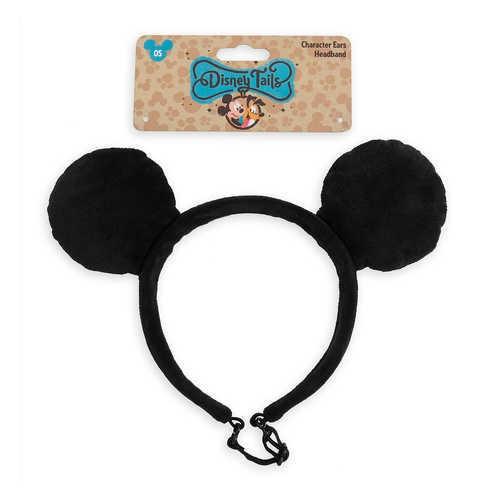 디즈니 Mickey Mouse Ear Headband for Dogs