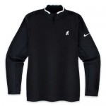 Mickey Mouse Therma-Fit Pullover for Men by NikeGolf - Navy