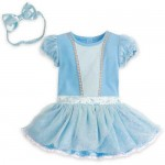 Cinderella Costume Bodysuit for Baby