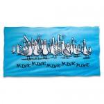 Finding Nemo Seagulls Beach Towel - Mine, Mine, Mine, Mine