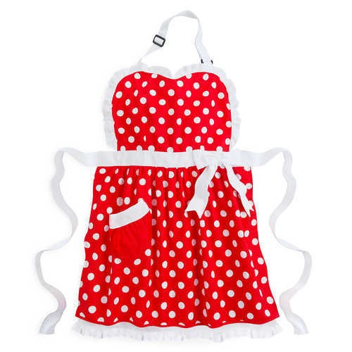 디즈니 Minnie Mouse Apron for Adults