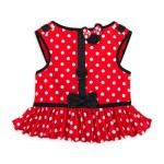 Minnie Mouse Costume Harness for Dogs