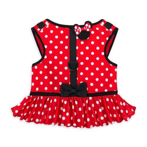 디즈니 Minnie Mouse Costume Harness for Dogs
