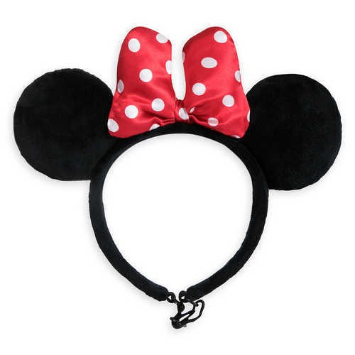 디즈니 Minnie Mouse Ear Headband for Dogs