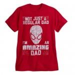 Spider-Man Dad Tee for Men
