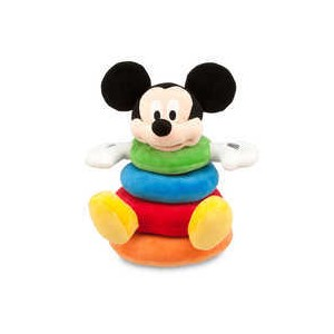Mickey Mouse Plush Stacking Toy for Baby