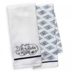 Disney Cruise Line Life is Better at Sea Kitchen Towel Set