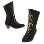 Anna Costume Boots for Kids