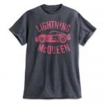 Lightning McQueen Heathered Tee for Men - Cars 3