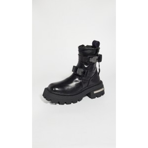 Blade Lug Sole Boots