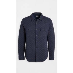 Epic Quilted Fleece CPO Shirt Jacket