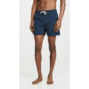 Tricolor Fox Swim Shorts