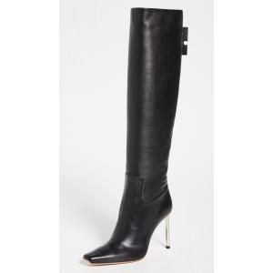 Nappa Allen High Boots
